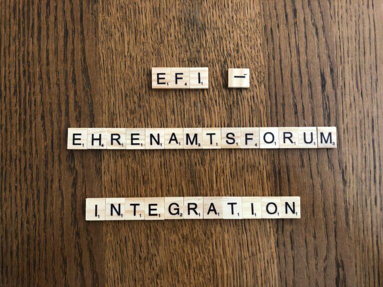 EFI – Ehrenamtsforum Integration