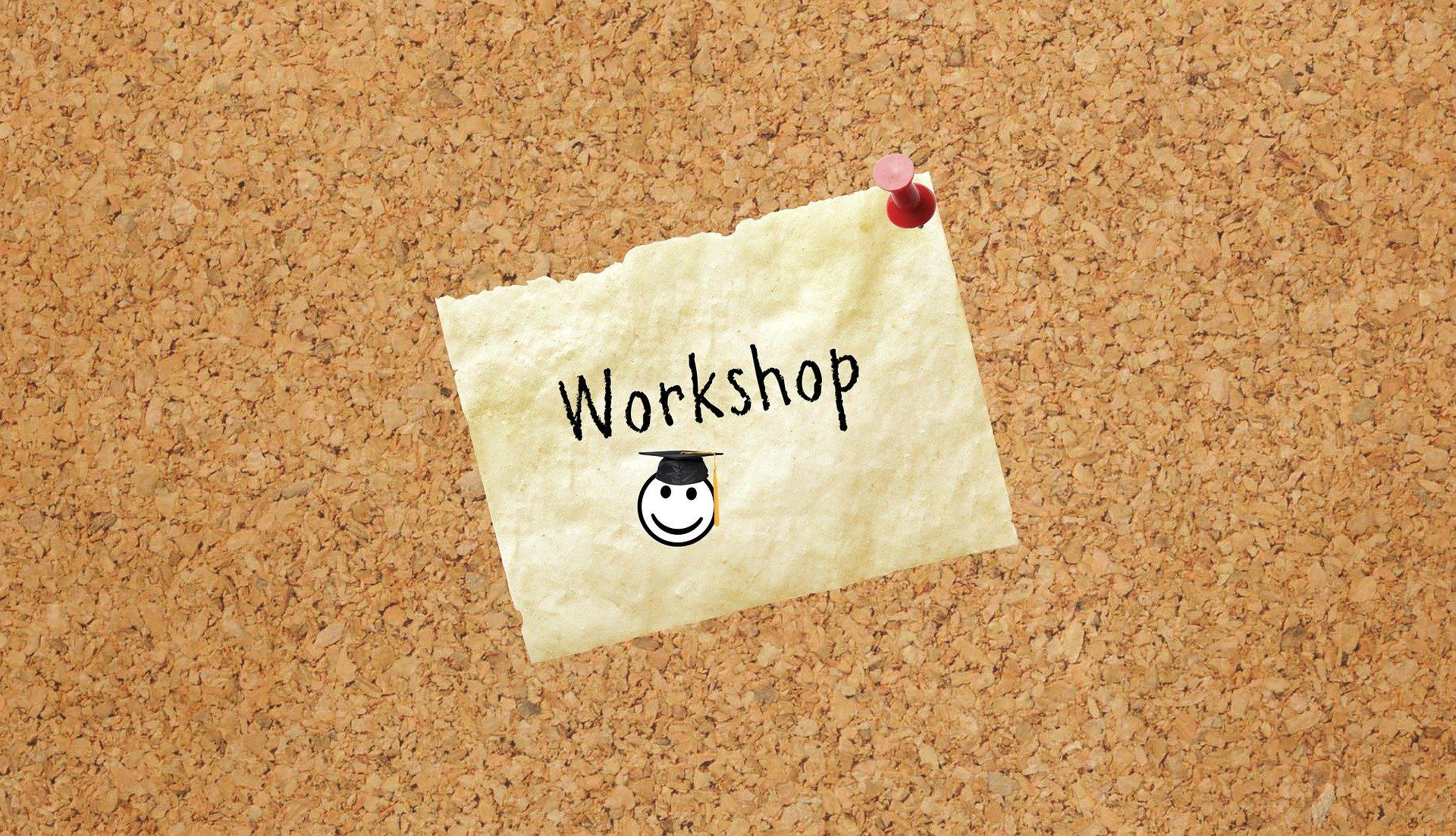 Workshops für Ehrenamtliche